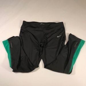 Nike Dri-Fit Workout Leggings Women Size M